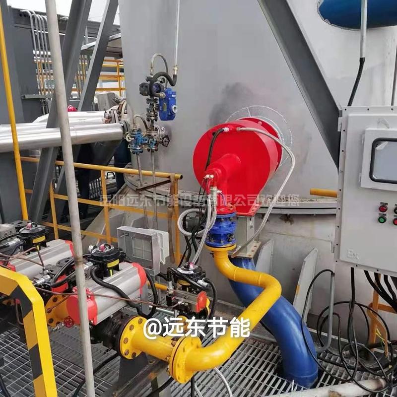 焚烧炉配套氢气燃烧器