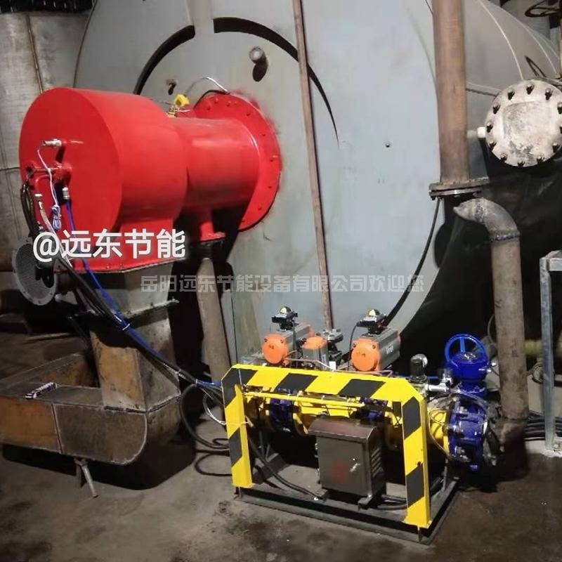 导热油炉焦炉煤气低氮燃烧器