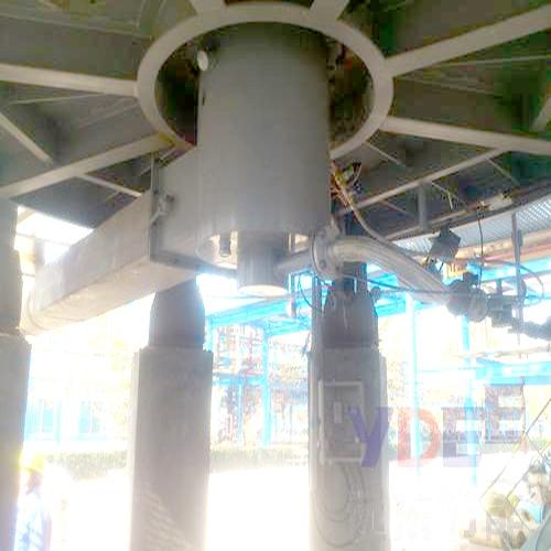 管式加热炉燃烧器